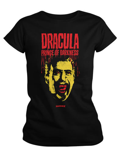 Dracula: Prince of Darkness - Womens Shirt Fright-Rags