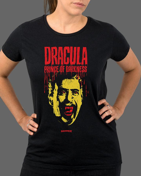 Dracula: Prince of Darkness - Womens Shirt