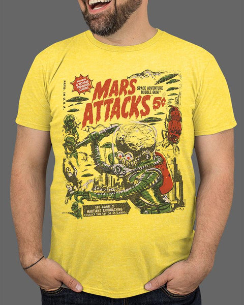Mars Attacks - Invaded