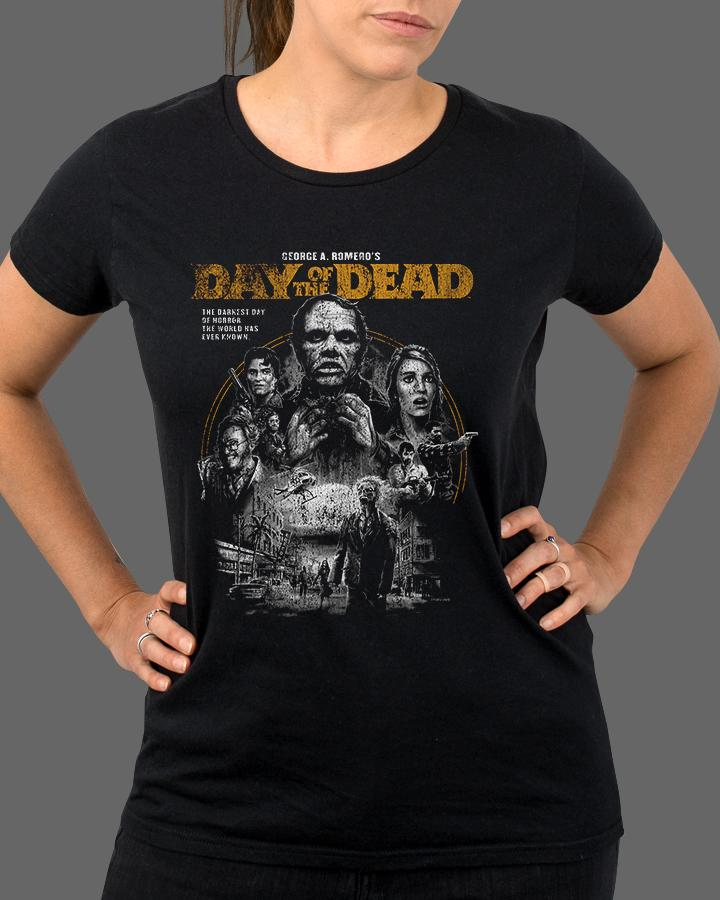 Day of the Dead - Womens Shirt