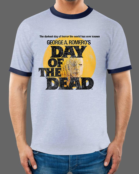 Day of the Dead - Ringer Tee