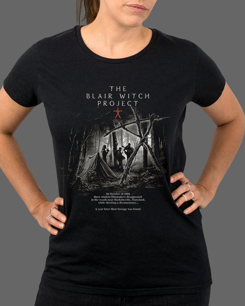 The Blair Witch Project - Womens Shirt