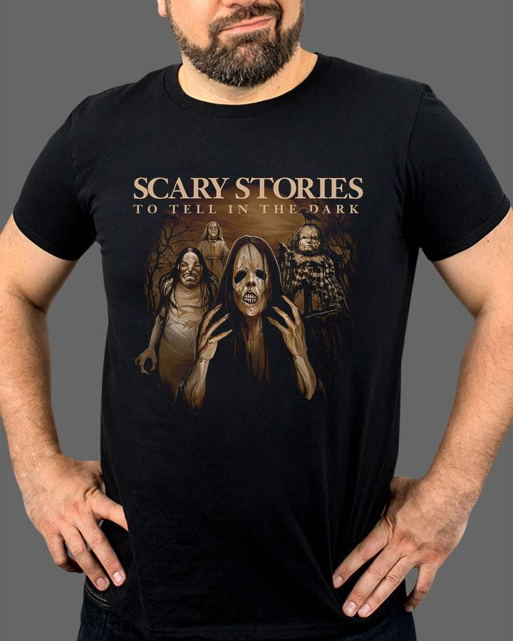 Scary Stories - Monsters