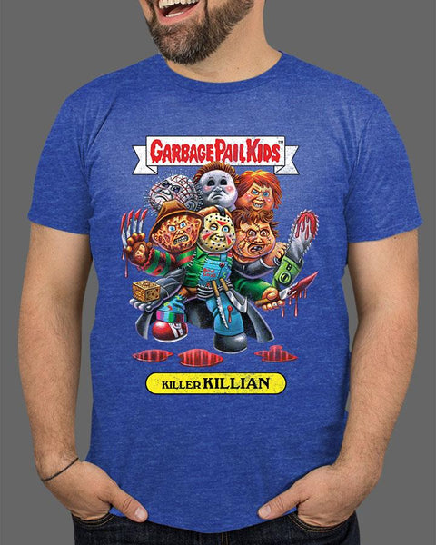 Garbage Pail Kids - Killer Killian