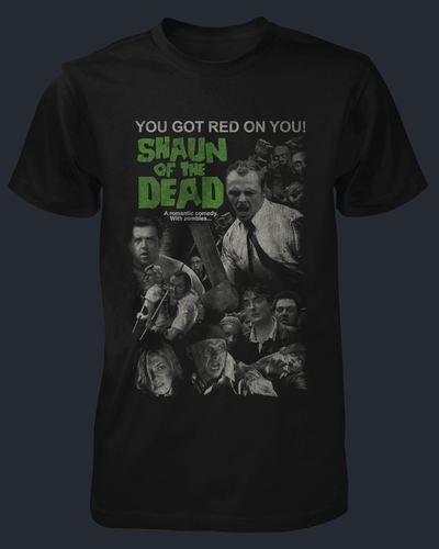 Shaun of the Dead - Homage Shirt Fright-Rags