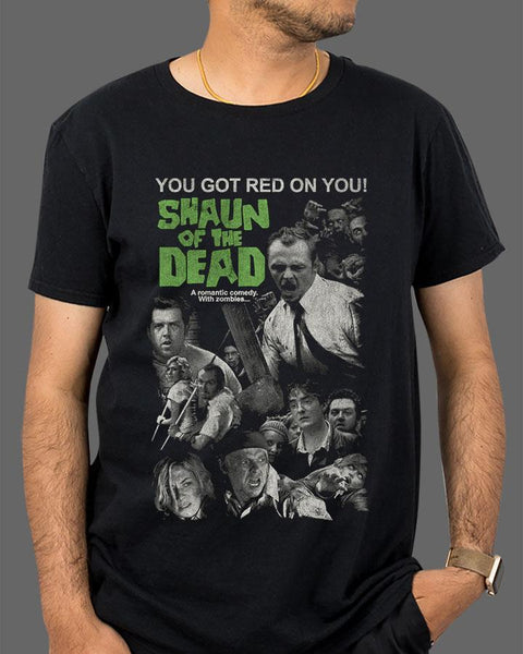 Shaun of the Dead - Homage