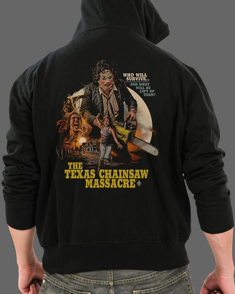 The Texas Chainsaw Massacre™ - 45th Anniversary - Zippered Hoodie