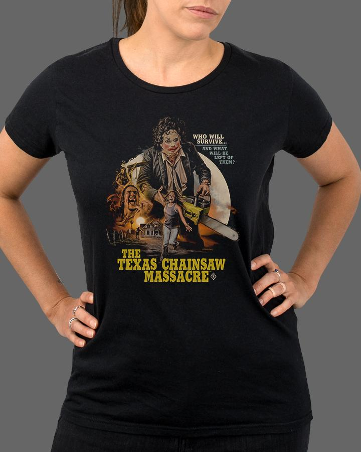 The Texas Chainsaw Massacre™ - 45th Anniversary - Womens Shirt