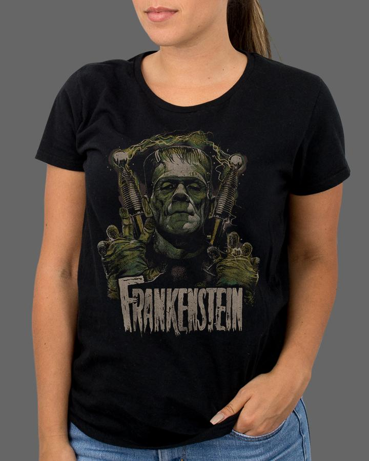 Frankenstein - Womens Shirt