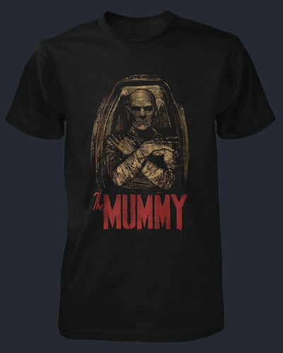 The Mummy Shirt Fright-Rags