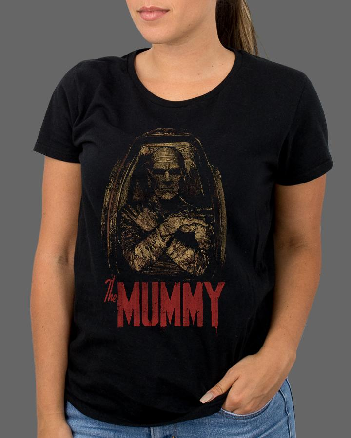 The Mummy - Womens Shirt