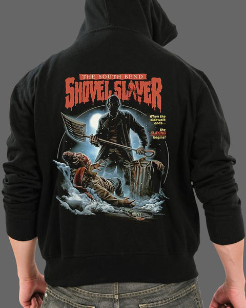 The South Bend Shovel Slayer - Zippered Hoodie