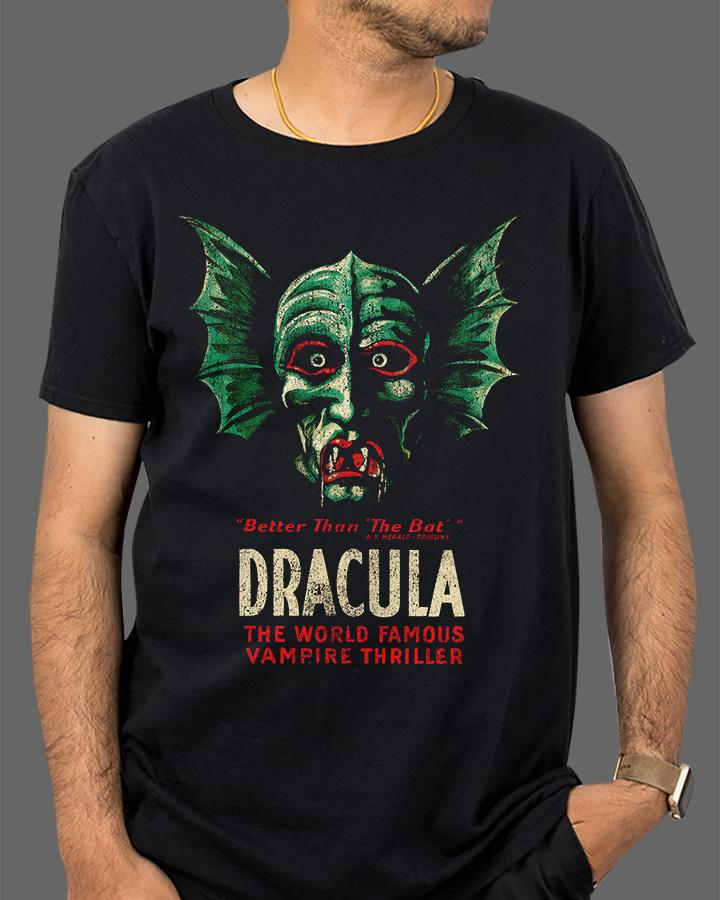 Dracula: The World Famous Vampire Thriller