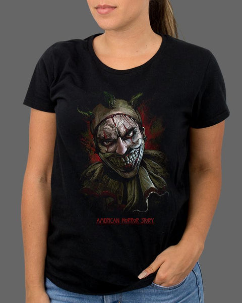 Twisty the Clown - Womens Shirt