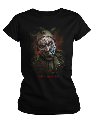 Twisty the Clown - Womens Shirt Fright-Rags