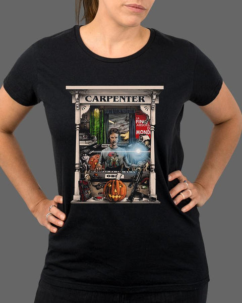 The Master Carpenter - Womens Shirt