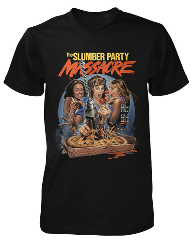 The Slumber Party Massacre Shirt Fright-Rags