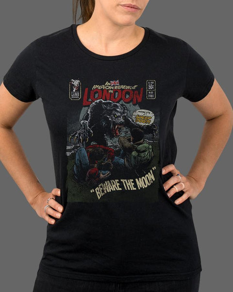An American Werewolf in London - Issue #1 - Womens Shirt
