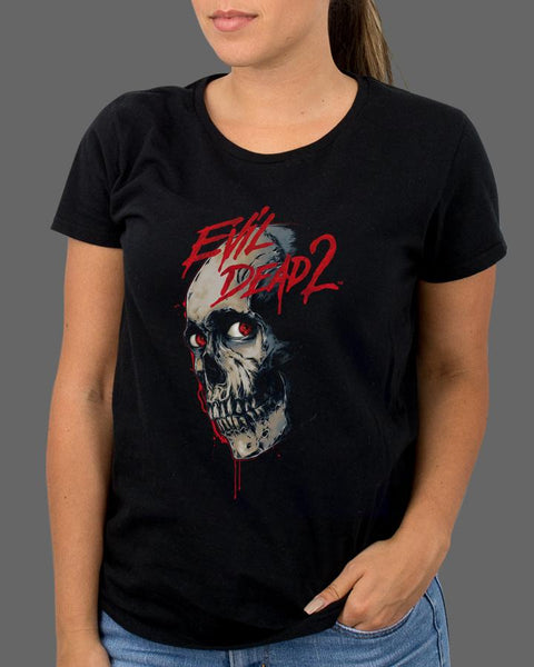 Dead By Dawn - Skull - Womens Shirt