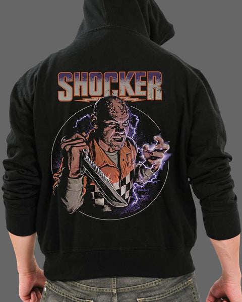 Shocker - Zippered Hoodie