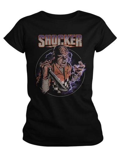 Shocker - Womens Shirt Fright-Rags