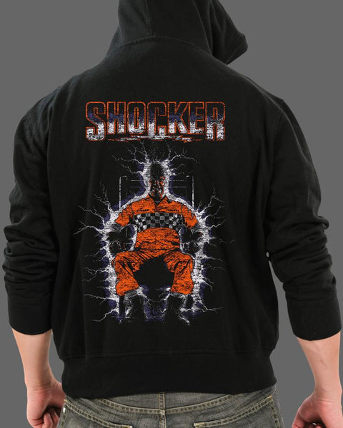 Shocker Classic - Zippered Hoodie