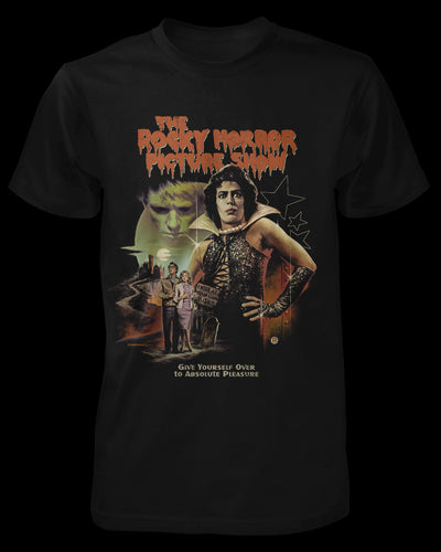 The Rocky Horror Picture Show Shirt Fright-Rags