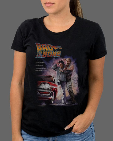 Bad to the Bone - Womens Shirt
