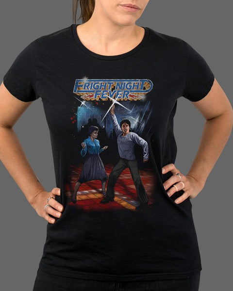 Fright Night Fever - Womens Shirt