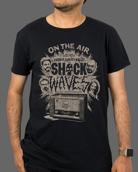 Shock Waves - On the Air (SHIPS THE WEEK OF APR 24TH)