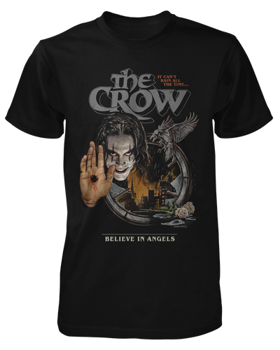 The Crow Shirt Fright-Rags