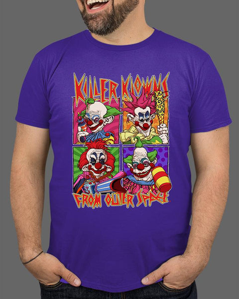 Killer Klowns 1988