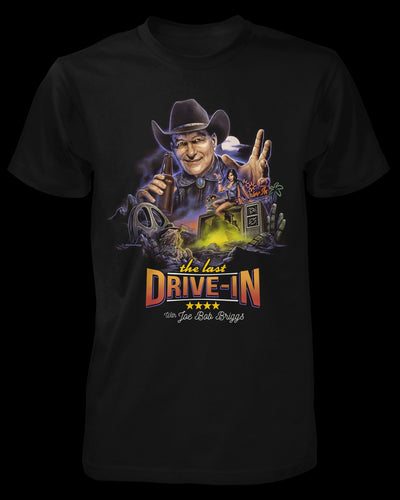 The Last Drive-In Season 2 Shirt Fright-Rags