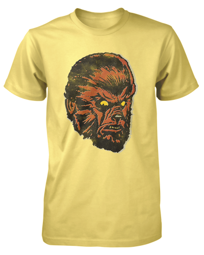 The Wolf Man - Vintage Shirt Fright-Rags