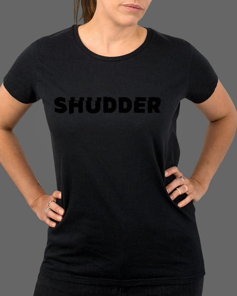 Shudder - BLM - Womens Shirt (SHIPS THE WEEK OF JUNE 26TH)