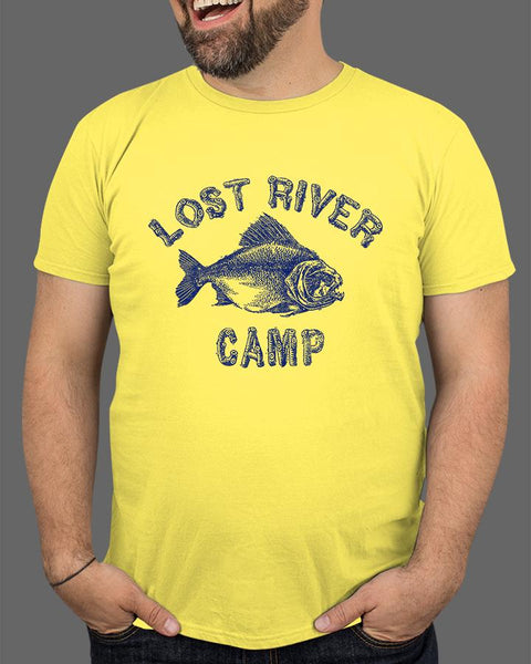 Lost River Camp (SHIPS THE WEEK OF JULY 24TH)