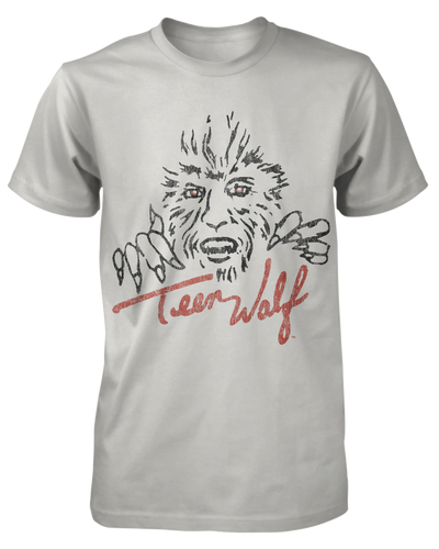 Teen Wolf - Vintage Shirt Fright-Rags