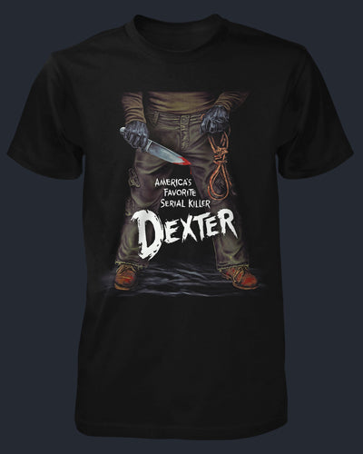 America's Favorite Serial Killer Shirt Fright-Rags