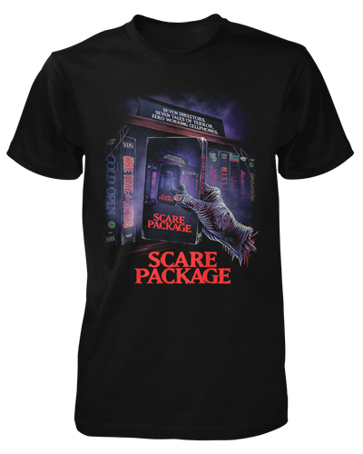 Scare Package Shirt Fright-Rags
