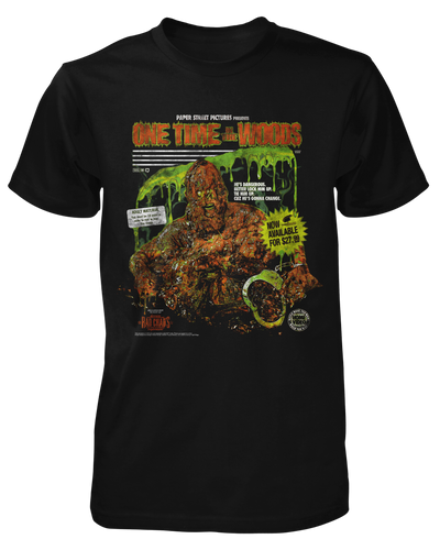 One Time in the Woods Shirt Fright-Rags