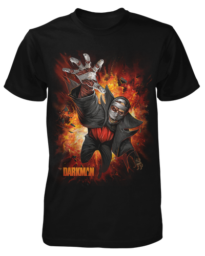 Burn in Hell! Shirt Fright-Rags