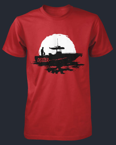 Red Tide Shirt Fright-Rags