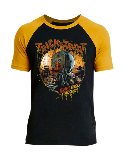 Always Check Your Candy Shirt Fright-Rags