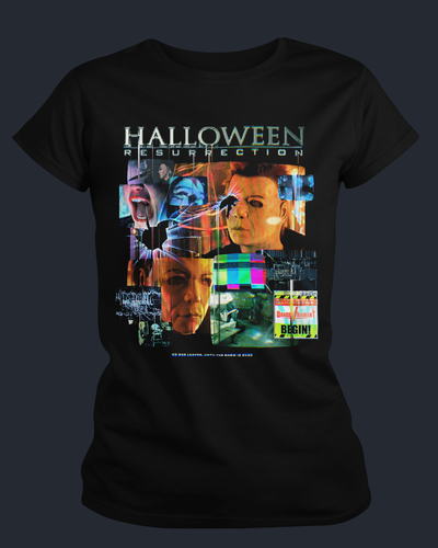 Hacker - Womens Shirt Fright-Rags