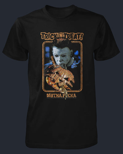 Trick or Treat, Mutha... Shirt Fright-Rags