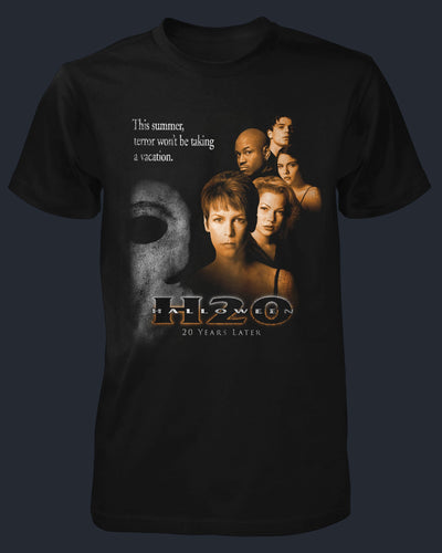 Halloween: H20 Classic Shirt Fright-Rags