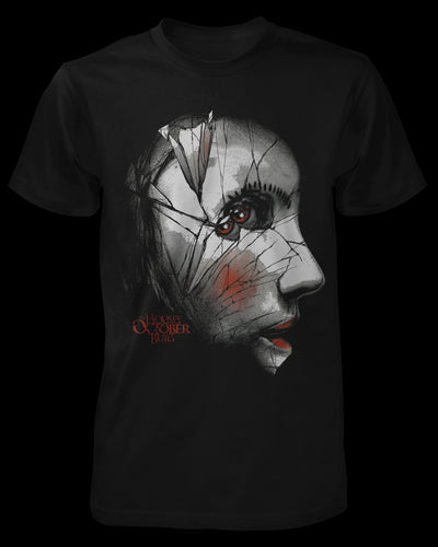 Dollface Shirt Fright-Rags
