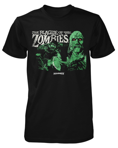 The Plague of the Zombies Shirt Fright-Rags