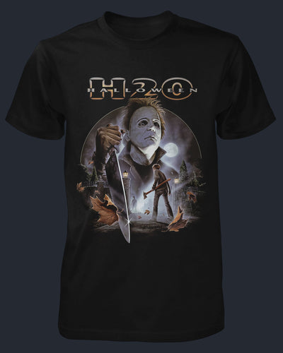 Halloween: H20 Shirt Fright-Rags