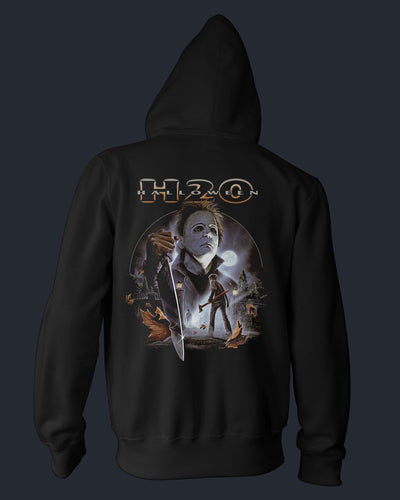 Halloween: H20 - Zippered Hoodie Hoodie Fright-Rags